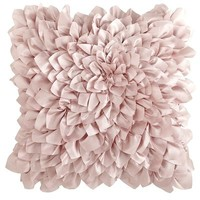 Floral Bloom Pillow - Rose$24.95