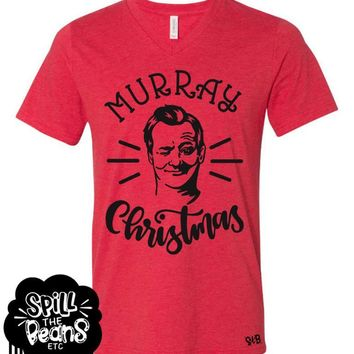 Murray Christmas Adult Shirt