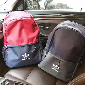 ADIDAS Casual Sport Laptop Bag Shoulder School Bag Backpack H-A-GHSY-1