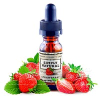 Premium E-Liquid Strawberry