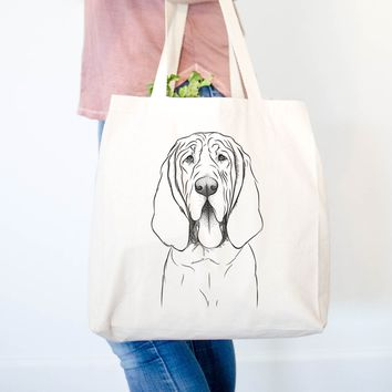 Earl the Bloodhound - Tote Bag
