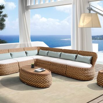 Outdoor Lounge Set - Higold Mosch