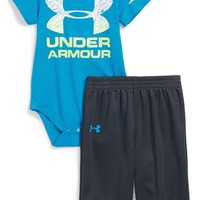 Under Armour Bodysuit & Pants (Baby Boys)