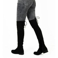 ONETOW Thigh high boots
