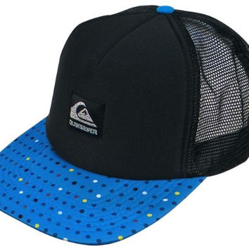 Quiksilver Boards Trucker Hat - Azul