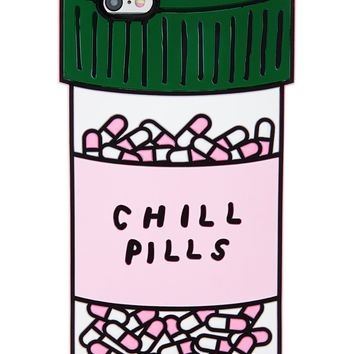 Chill Pills iPhone Soft Cover