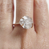 Herkimer Diamond 14k Gold Filled Ring