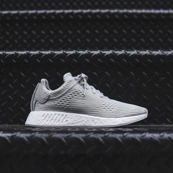 adidas by Wings + Horns NMD PK - Ash / White