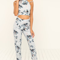 Double Date Co-ord Set - Floral