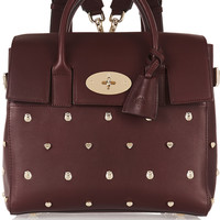 Mulberry - + Cara Delevingne medium studded leather backpack