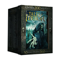 Tales of Terror: 200 Classic Horror Movies @ Sharper Image