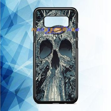 Abstract Skulls Artwork Samsung Galaxy Note 8 Case Planetscase.com