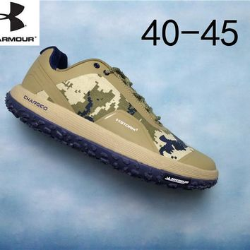 UNDER ARMOUR Men's Running Shoes,High Quality Outdoor Sports Shoes Sneakers Men's Running Shoes