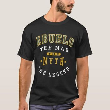 Abuelo The Legend T-Shirt
