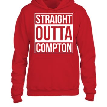 STRAIGHT OUTTA COMPTON - UNISEX HOODIE