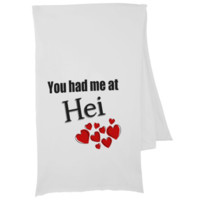 You had me at Hei Finnish Hello Scarves