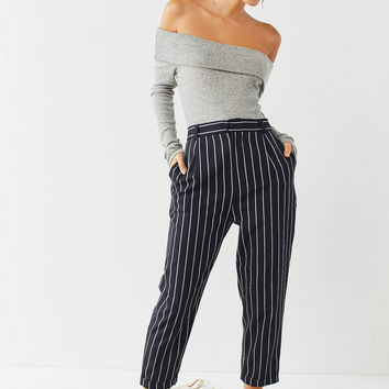 Out From Under Cozy Off-The-Shoulder Sweater Bodysuit | Urban Outfitters