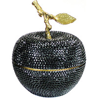 D.L. & CO - Enchanted Apple Swarovski Black Crystal candle | Selfridges.com