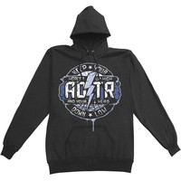 A Day To Remember Men's  Hopes Up High Hooded Sweatshirt Black Rockabilia