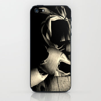 Pointe Shoes iPhone & iPod Skin by KirbyLKoch | Society6