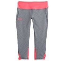 Under Armour Girls' UA Perfect 10 Capri