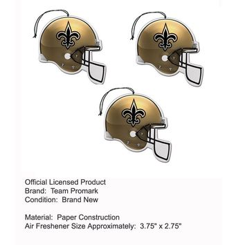 Licensed Official New NFL New Orleans Saints Pick Your Gear / Car Accessories Official Licensed