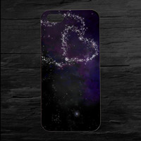Hearts in Space iPhone 4 and 5 Case