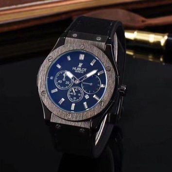 CREY9N Hublot Ladies Men Fashion Quartz Watches Wrist Watch