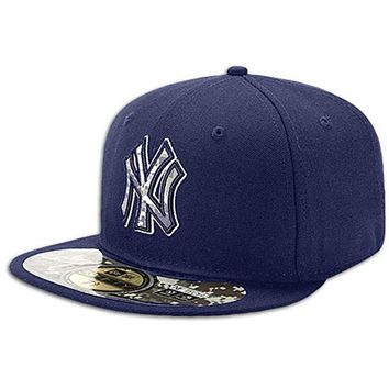 Mens MLB New York Yankees Stars And Stripes 59Fifty Hat