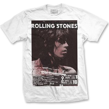 Rolling Stones | Keith Vintage Live T-Shirt