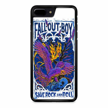 Fall Out Boy 4 iPhone 8 Plus Case
