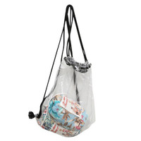Clear String Bag from Inu Inu