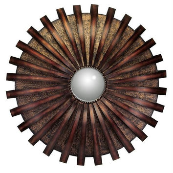 Decorative Wall Mirror - Starburst