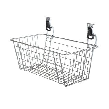 Rubbermaid FastTrack Garage Storage Wire Mesh Basket, 24""