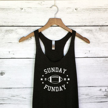 Sunday Funday Tank Top for Women
