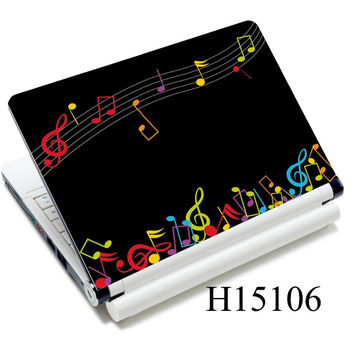 "DIY Anti-Slip12.6"" 13"" 13.3"" 14"" 14.1"" 14.4"" 15"" 15.4"" 15.6"" Inch Laptop Skin Netbook Sticker Cover Decel Protectors"