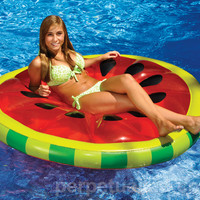 WATERMELON SLICE POOL FLOAT