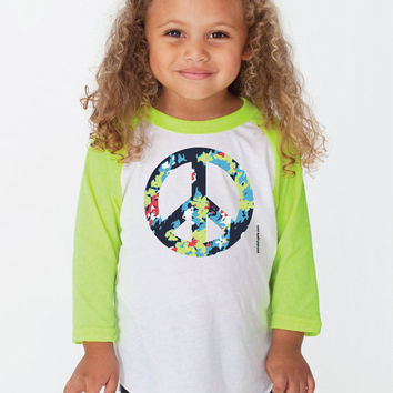 Peace - Kids Jersey - FREE SHIPPING