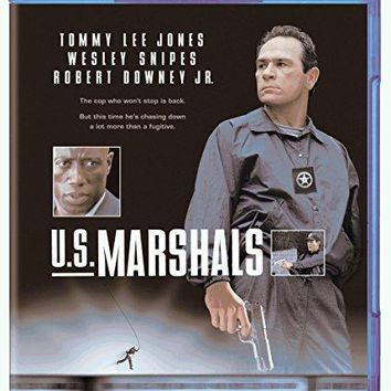 Tommy Lee Jones & Wesley Snipes & Stuart Baird-U.S. Marshals