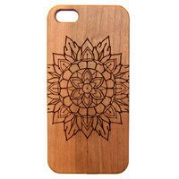 Mandala One - iPhone Case | UK Custom Plugs Shop for gauges, alternative fashion & body jewellery