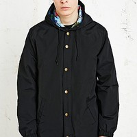Obey Offshore Jacket in Black - Urban Outfitters