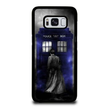 MYSTIC TARDIS BOX DOCTOR WHO  Samsung Galaxy S3 S4 S5 S6 S7 Edge S8 Plus, Note 3 4 5 8 Case Cover