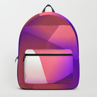 Facets Backpack by Lyle Hatch