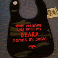 Duck dynasty bib