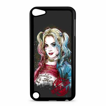 Suicide Girl Harley Quinn iPod Touch 5 Case