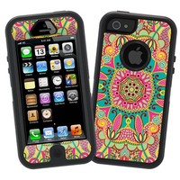 "Brilliant Tribal ""Protective Decal Skin"" for Otterbox Defender iPhone 5 Case"