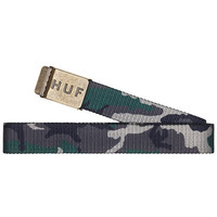The Reversible Scout Belt in Woodland Camo