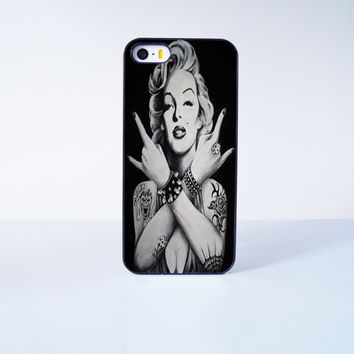 Marilyn Monroe Plastic Case Cover for Apple iPhone 5s 5 6 Plus 6 4 4s  5c