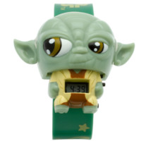 Star Wars Kid's Light Up Yoda Watch