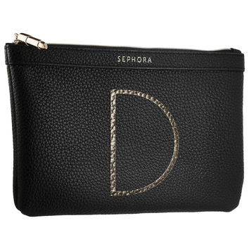 Sephora: SEPHORA COLLECTION : The Jetsetter: Personalized Pouch : makeup-bags-cosmetic-bags